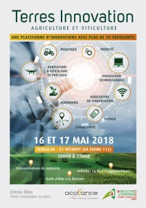 Annonce Terres innovation 2018 2HD